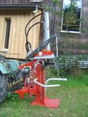 Krpan 18T with cable winch wood