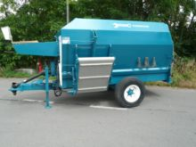 Storti Frasto 10 Mixer feeders