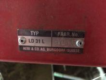 2003 Aebi LD31 Charger LD 31k s