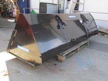 Used Front loader bu