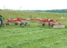Stoll R 1410 SB Double swather