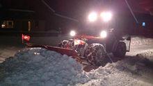 2014 220/240/260/280 Snow plow