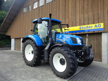 2014 New Holland T6.150 Auto Co