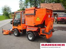 Used Stoll 150 Combi