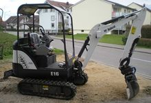 Used BobCat E16 Comp