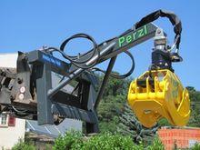 2014 Perzel VZ 130 Wood loading