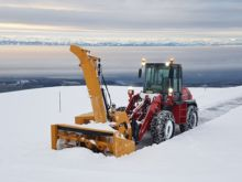 RPMTech 215 Fraise à neige avec