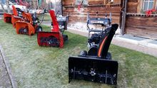Ariens models Snowmilling / Sno