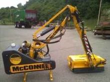 2010 Mc Connel PA 32 (Boom mowe