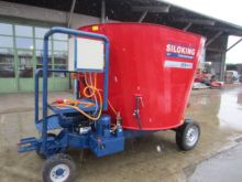 Siloking 5m3 Mixer feeders