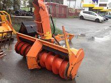 Westa 600 / 2000 Snowmachine