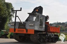 1998 Hitachi CG70 USED ​​with c