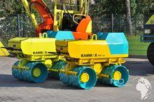 2003 Ramax RW1504 Rammax used