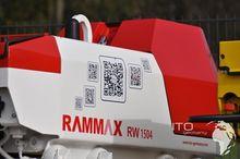 2004 Ramax 1504 Rammax RW used