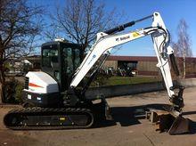 2014 BobCat E50 Excavator
