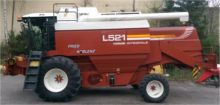 1998 Laverda 521 i Combine harv