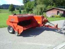 MFH 228 bale press