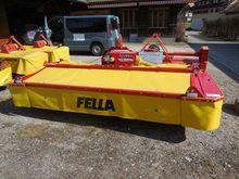 2015 Fella SM 260 FK Disc Mower