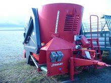 2005 Trioliet S1-1200 Feed mixe