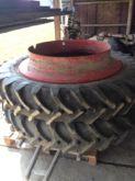 Schaad roues jumelées