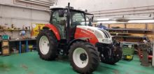 2005 Steyr Profi 6125 tractor