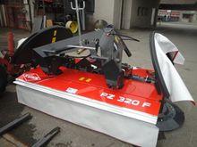 New 2015 Kuhn PZ 320