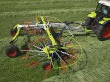 New Claas Liner 2700