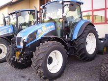 2014 New Holland T4.105 Medium