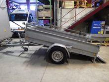 Hubière VLB 1251.25 Car trailer