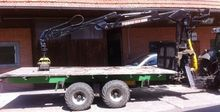 Patu 915 Forest trailers with e