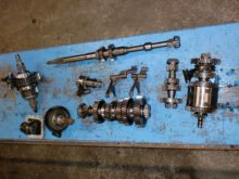 Aebi TP 98 Gearbox / axle and d