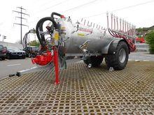 2014 Vakutec T8300 Pressure ves