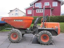 Used 2009 Ausa D600A