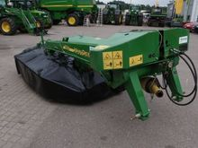 2001 John Deere 324 Rear mower