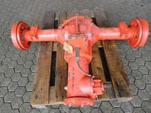 Rapid CC 10 Rear axle too compl