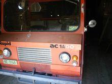 Rapid AC 1400 transporters