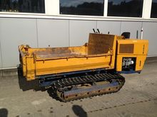 1995 Huki 130 Tracked dumpers
