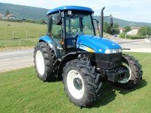 2007 New Holland TD90D Tracteur