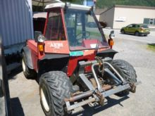2001 Aebi TT 80 two-axle