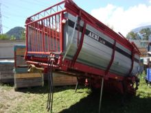 Aebi LD 26H Tipping truck