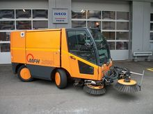 MFH 2500 Sweepers