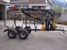 2017 470+T30 Forestry trailer C