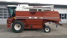 1989 Laverda 3890 Combine harve