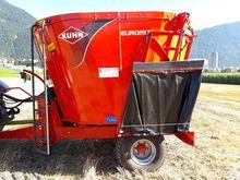 2010 Kuhn Euromix 870 mixer wag