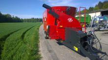 2014 JF VM14-2SBM Mixing truck