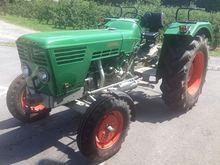 Deutz 5506 Tractor Oldtimer