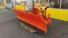 Hunziker LSH 5VH snow plow