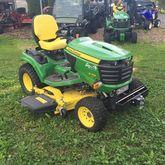 2014 John Deere X758 4 wheel dr