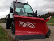 Diverses BOSS UTV V-plow 198 cm