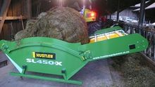 New Hustler SL 450 X